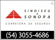 B4 RS Sindiseg e Sonora - Corretora de Seguros - Bento Gonçalves - RS