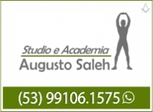 B4 RS Studio e Academia Augusto Saleh - Pelotas - RS