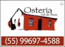 B4 RS Osteria Val de Buia - Silveira Martins - RS