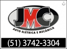 B4 RS JMC Auto Elétrica e Mecânica - Sobradinho - RS