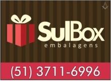 Sul Box Embalagens Sta Cruz do Sul/RS - Embalagens e Caixas Especiais - Florianópolis - SC - B4