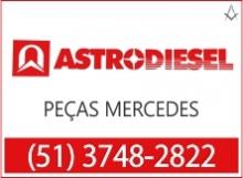 B4 RS Astro Diesel Peças Mercedes - Lajeado - RS