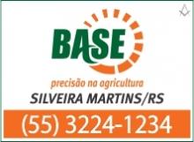 B4 RS Base Precisão na Agricultura - Silveira Martins - RS