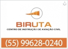 B4 RS Biruta Escola de Aviação - Ijuí - RS