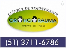B4 RS Orthotrauma - Clínica de Fisioterapia - Santa Cruz do Sul - RS