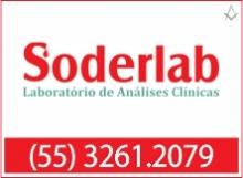B4 RS Soderlab Laboratório de Análises Clínicas - Restinga Sêca - RS