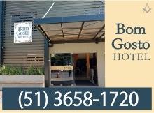 B4 RS Bom Gosto Hotel, Restaurante e Pizzaria  - Charqueadas - RS