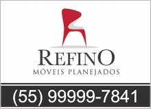B4 RS Refino - Móveis Planejados - Santiago - RS
