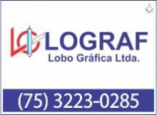 B4 BA Lograf Lobo Gráfica - Salvador - BA