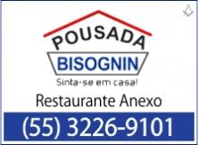 B4 RS Pousada Bisognin - Pousada e Restaurante - Santa Maria - RS