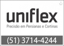 B4 RS Uniflex - Cortinas e Persianas - Lajeado - RS