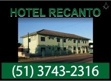 B4 RS Hotel Recanto - Candelária - RS