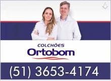 B4 RS COLCHÕES ORTOBOM - TAQUARI - RS
