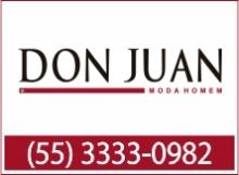 B4 RS Don Juan Moda Homem - Ijuí - RS