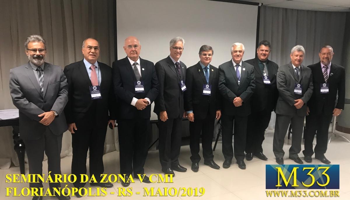 Seminário Zona V CMI - Florianópolis/SC Maio/2019 Parte 4