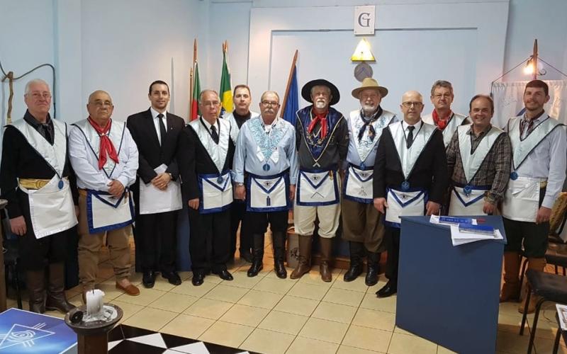 Homenagens aos Farrapos em São Lourenço do Sul