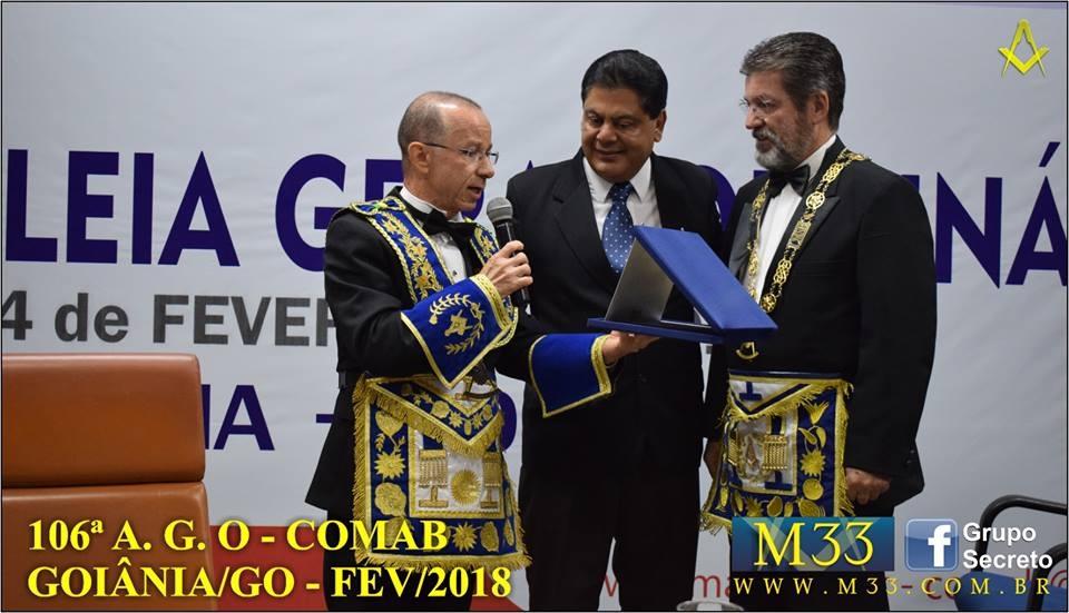 106ª Assembleia Geral Ordinária COMAB - Confederação Maçônica do Brasil - Goiânia/GO