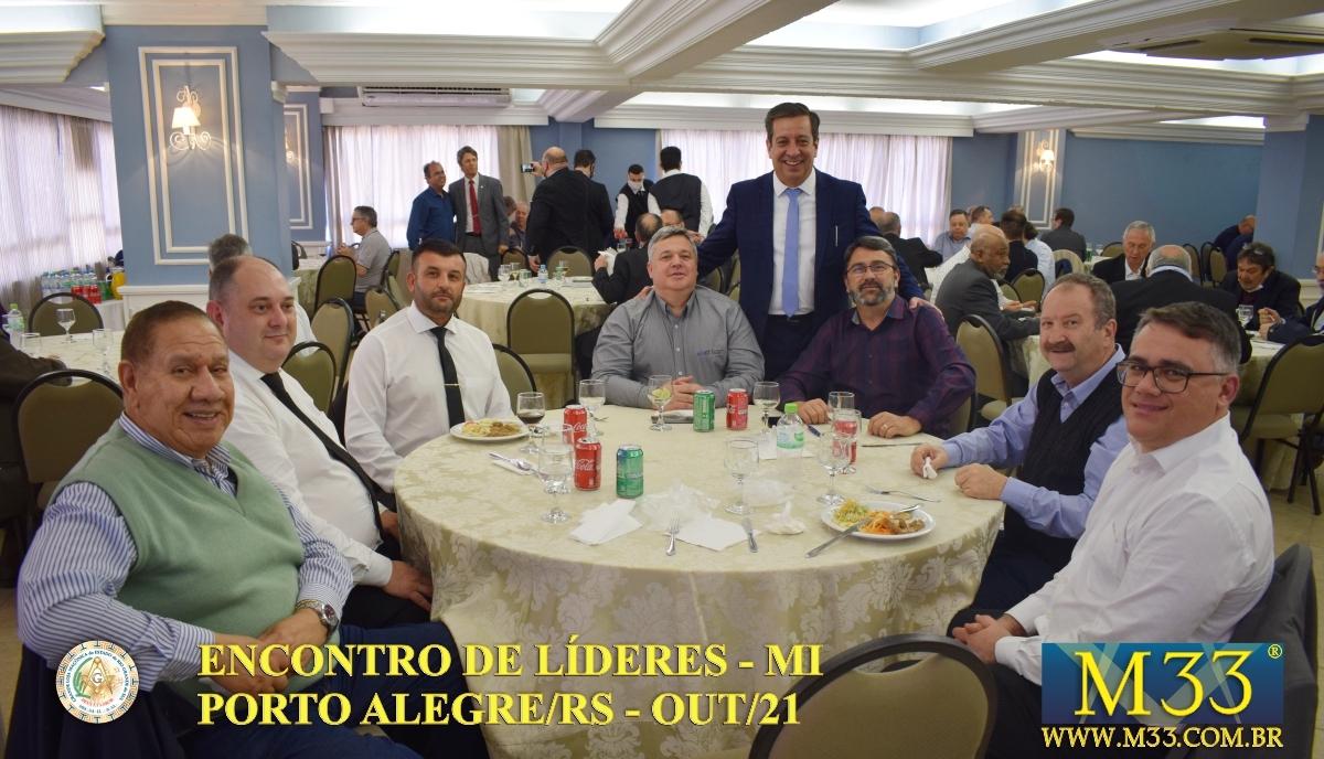 GLMERGS - Encontro de Líderes MI - Porto Alegre/RS - Out/2021 Parte 6