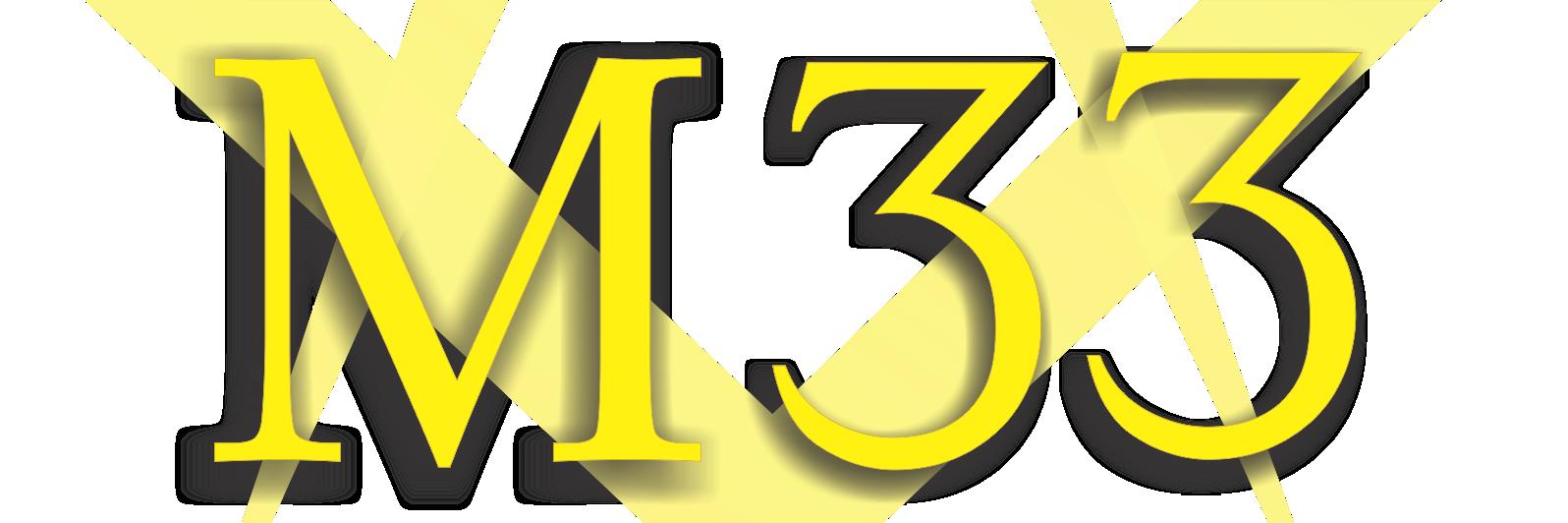 M33 Logo
